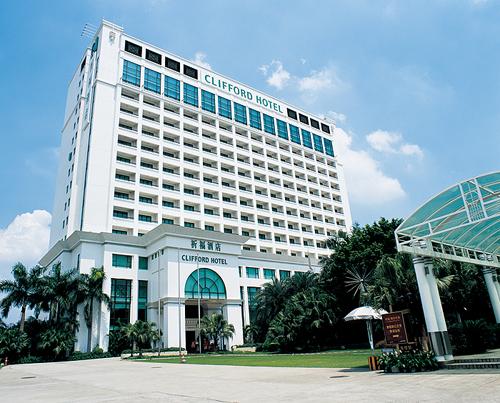 祈福酒店工程