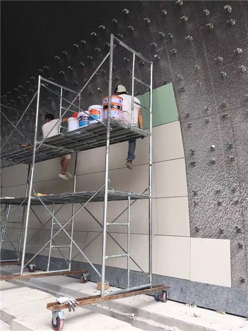 贵州隧道干挂工程
