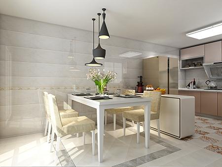厨房该铺什么样的瓷砖,你知道吗?