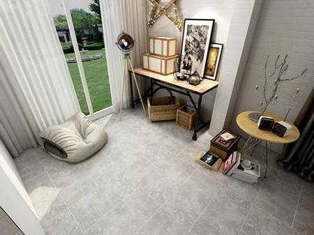 简约新风尚|玉金山现代仿古砖打造耐看舒心的空间环境