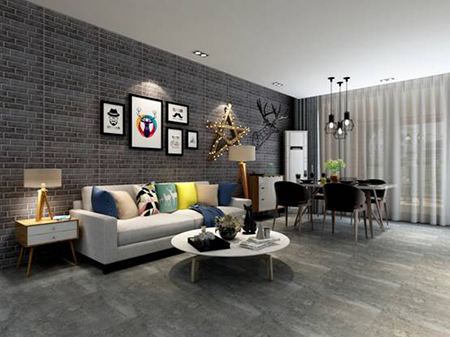 玉金山柔光瓷砖定制让居家生活融洽真诚