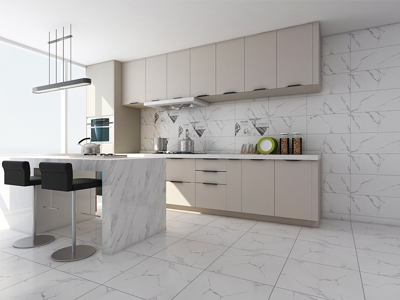 厨房瓷砖体验