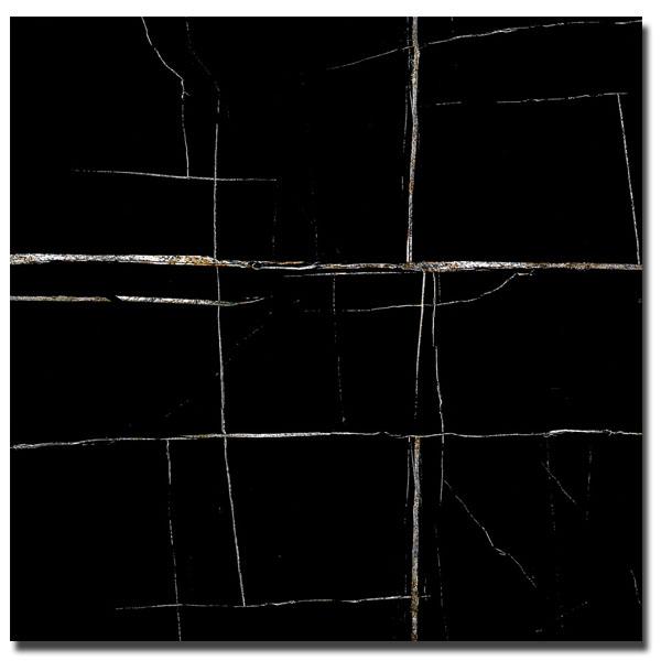 劳伦特黑大理石瓷砖Y8837-800x800